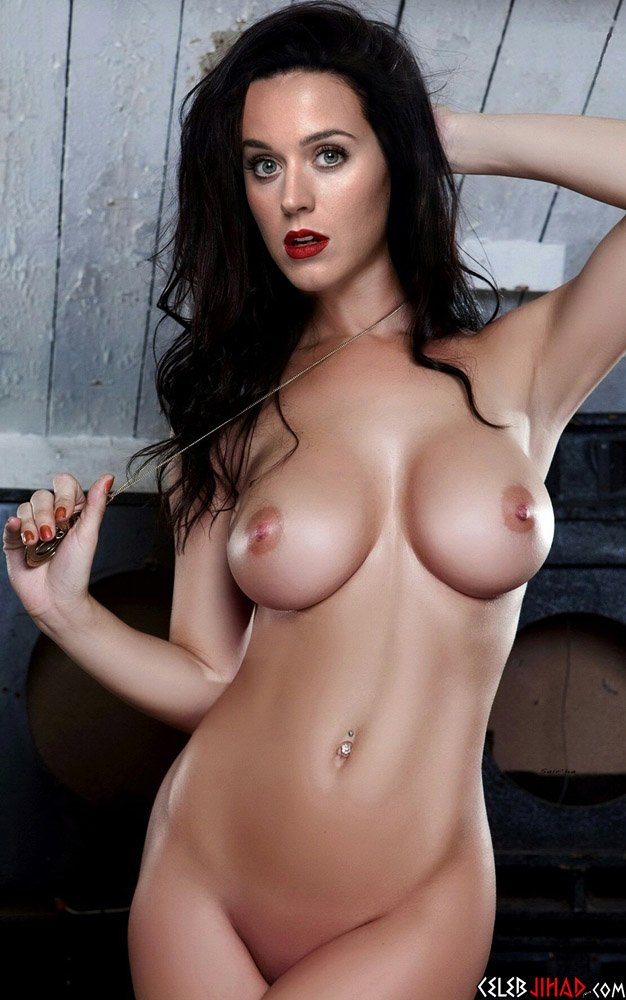 Katy Perry Nude With A New Passion-9516