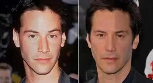 Keanu Reeves Immortal