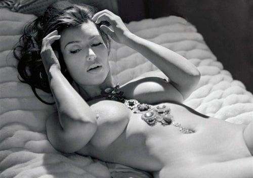 New Kim Kardashian Naked Pic-4395