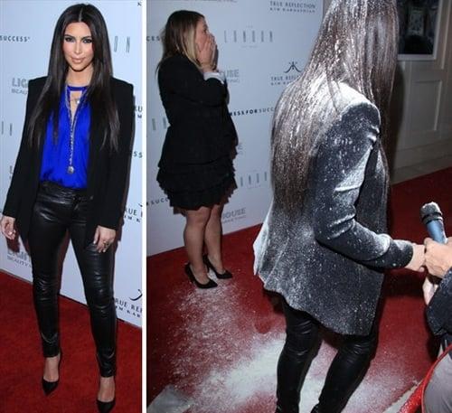 Kim Kardashian Furious Over White Powder Attack