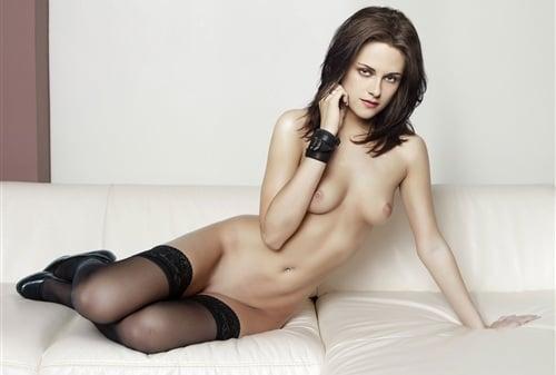 Kristen Stewart naked