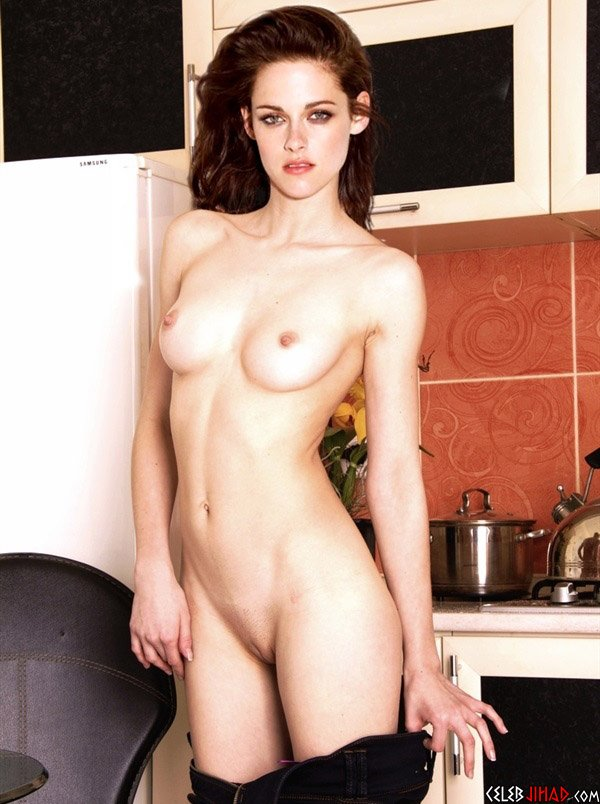 Naked hot spanis gril