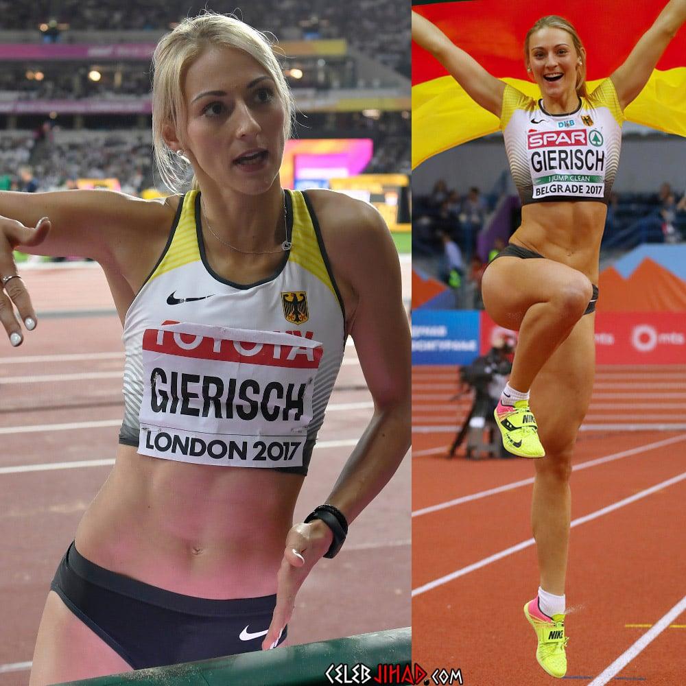 Track Star Kristin Gierisch Wins A Muslim Deep Dicking