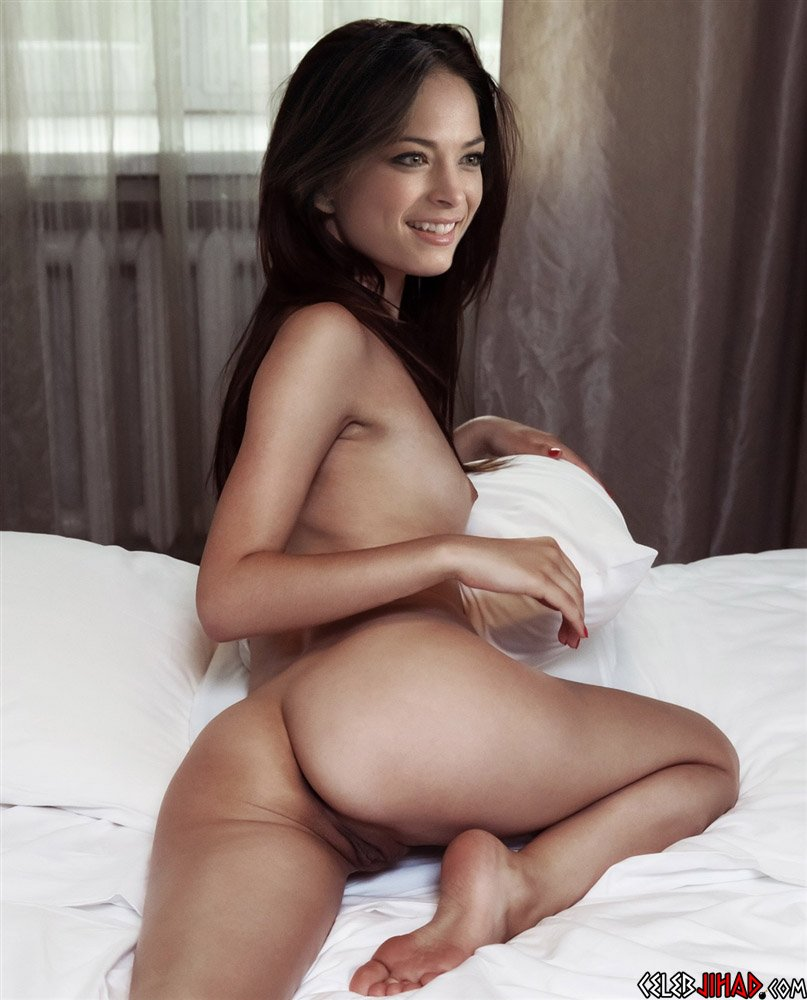 kreuk nude shoot photo naked Kristin