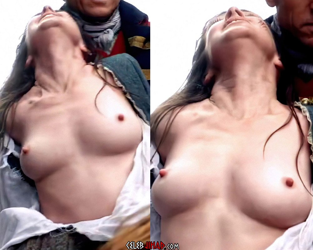 """Laura Donnelly Nude Scenes From """"Outlander"""" Enhanced In 4K"""