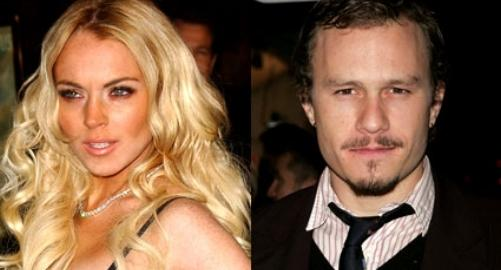 Lindsay Lohan Was Dating Heath Ledger When He Died
