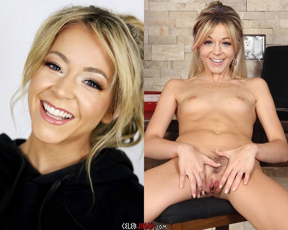 Stirling naked lindsey Lindsey Stirling