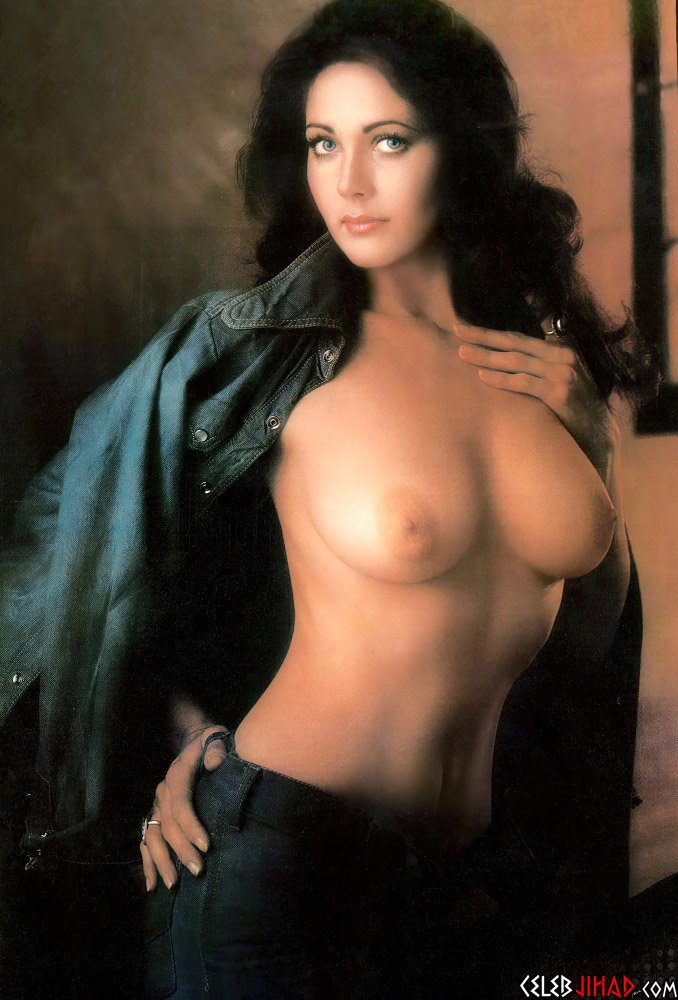 Lynda Carter Nude Outtake Uncovered