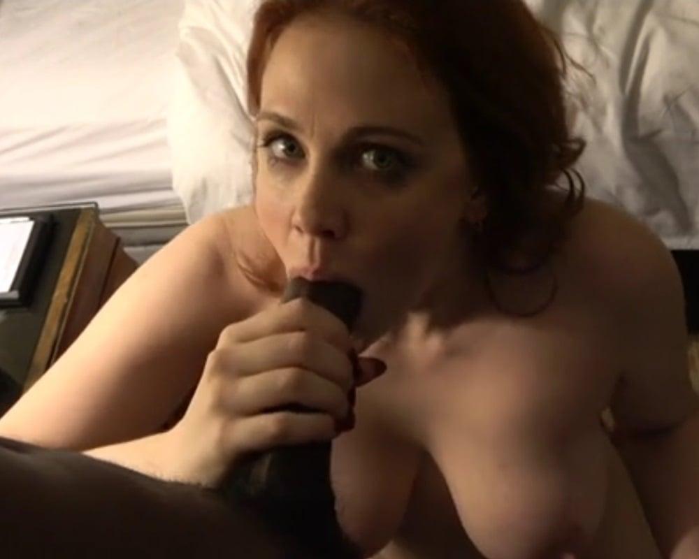 scenes have Porn done interracial who stars