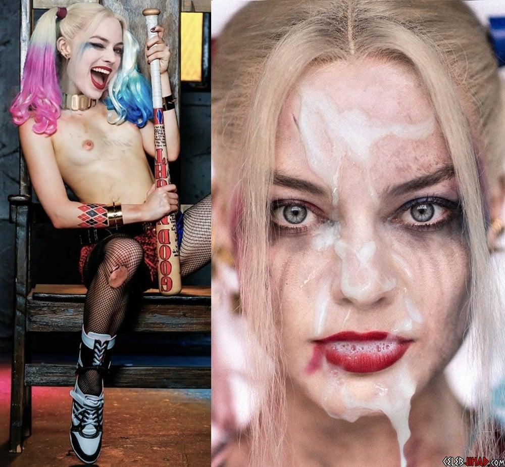 Margot robbie harley quinn nude