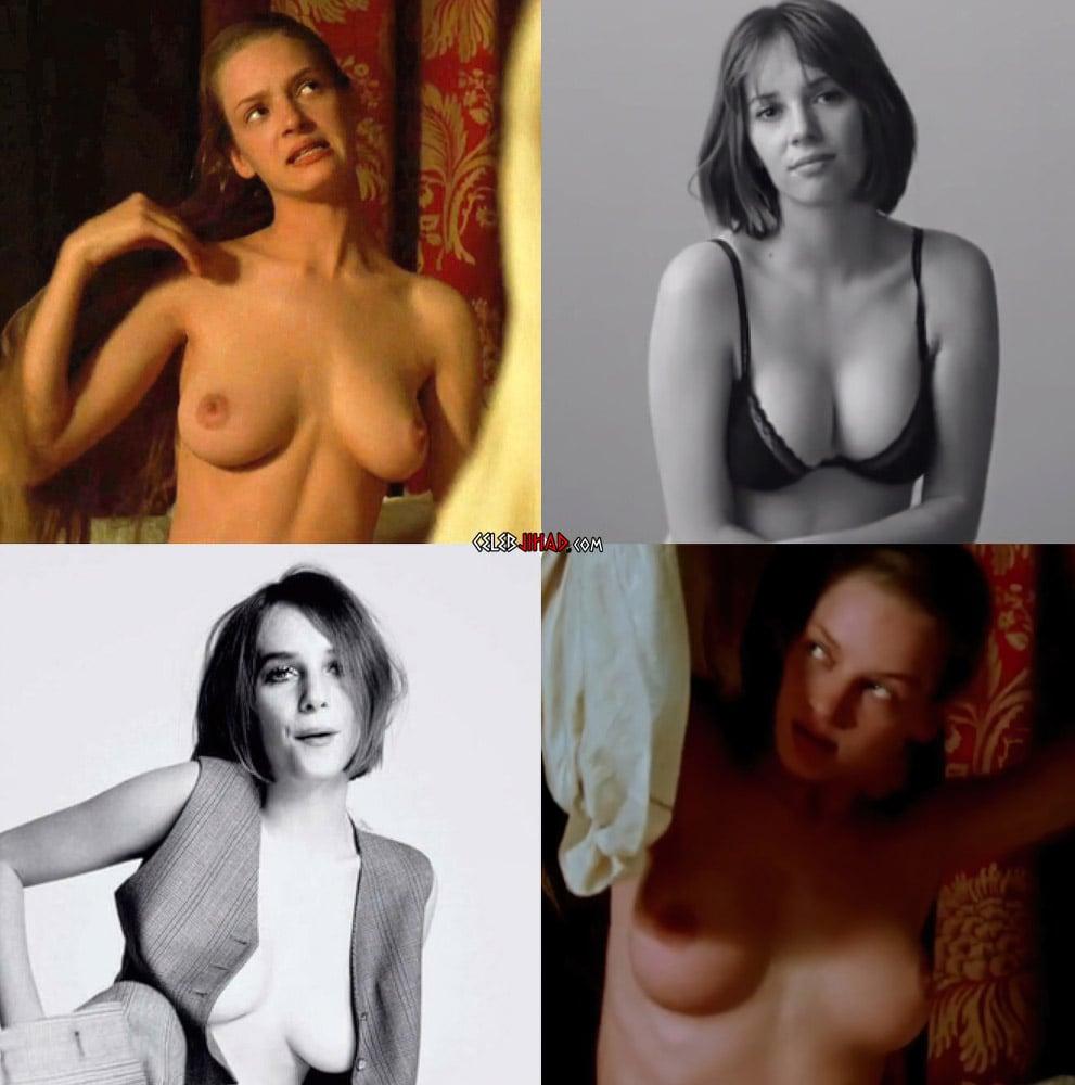 "Maya Hawke Covered Nude Masturbation Scenes From ""Memory Xperiment"""