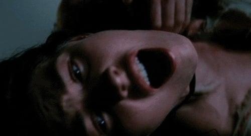 Megan Fox moaning