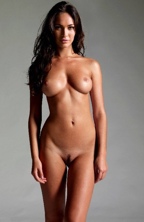fully nude megan fox