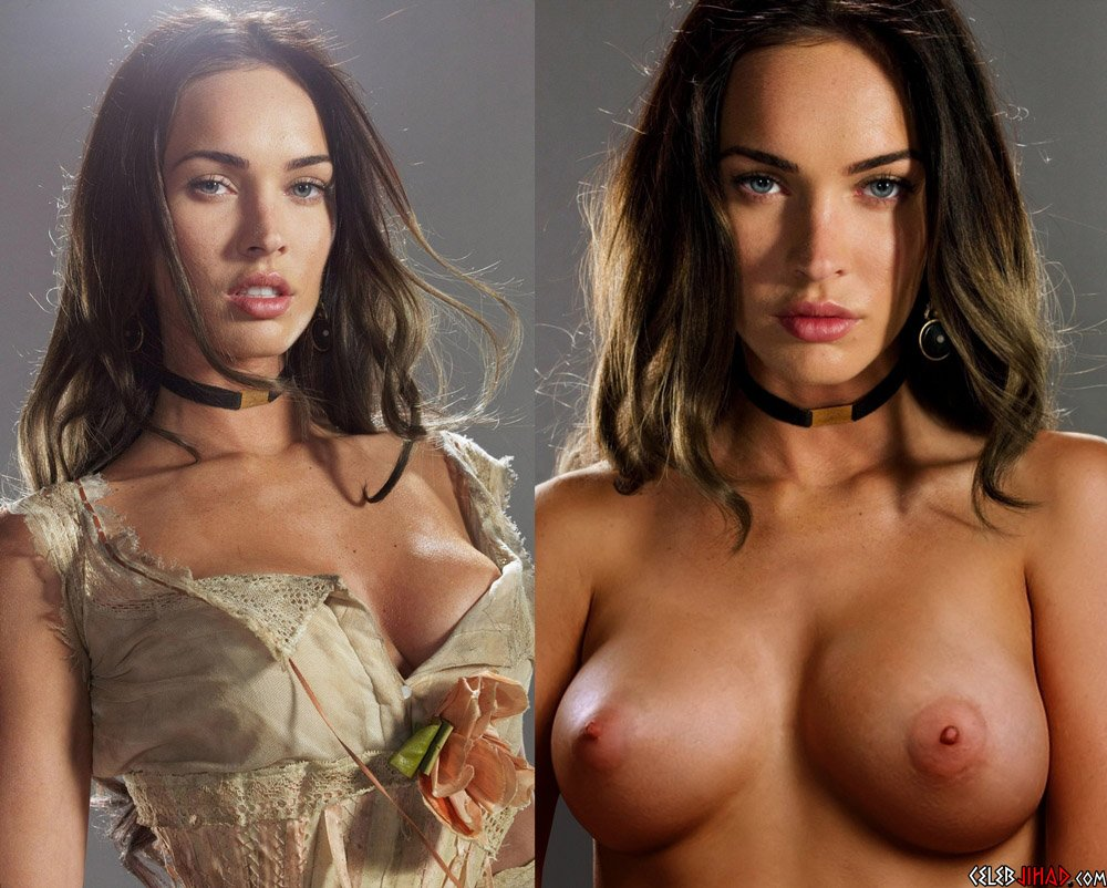 Megan fox interview and sexy photos
