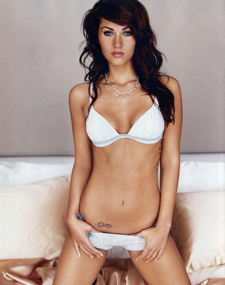 Megan Fox panties