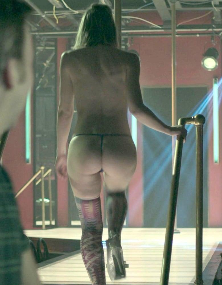Melissa Saint-Amand nude ass