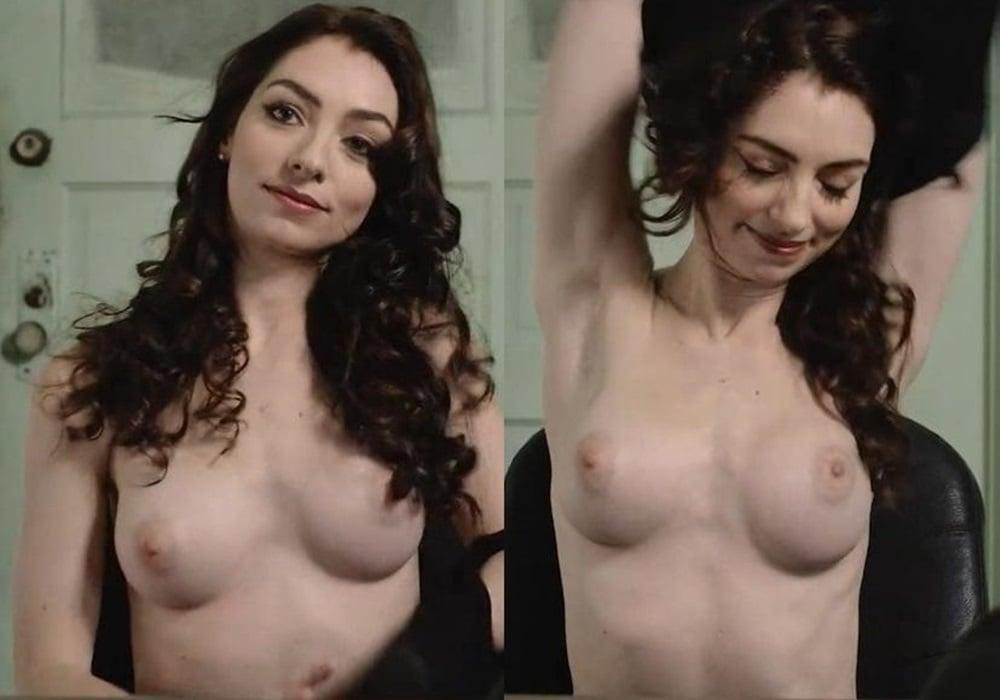 Melissa Saint-Amand nude