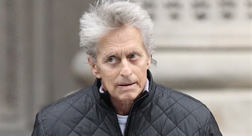 Michael Douglas cancer