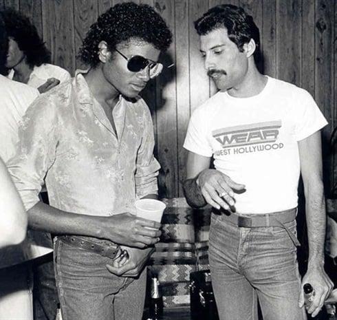 Michael Jackson Queen