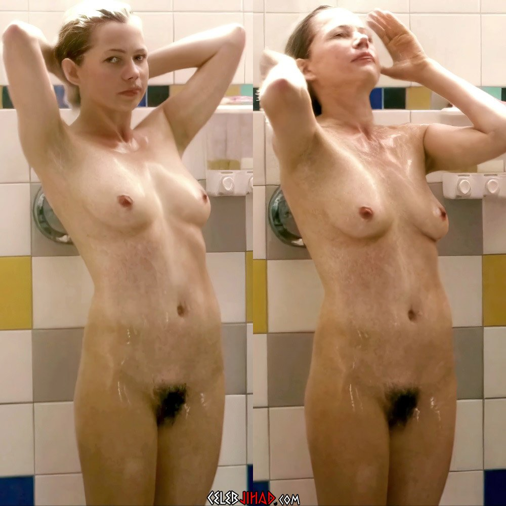 "Michelle Williams Full Frontal Nude Scene From ""Take This Waltz"" Enhanced"