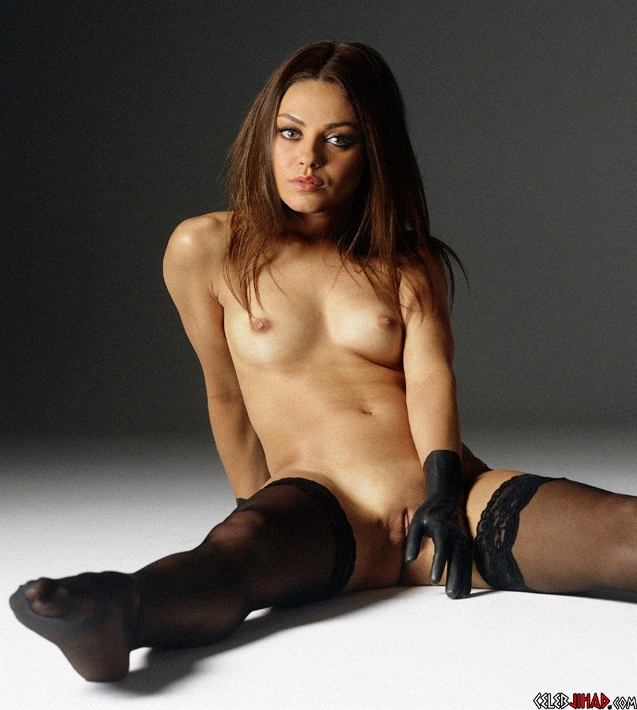 Assure Mila kunis naked fucked you