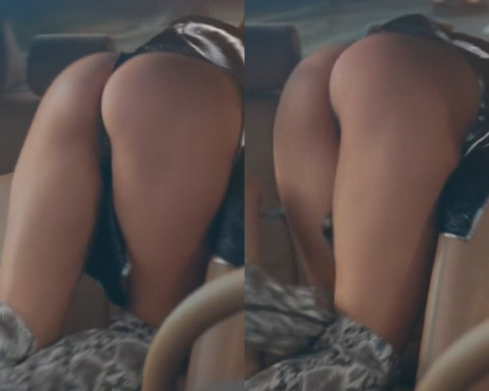 Miley Cyrus ass