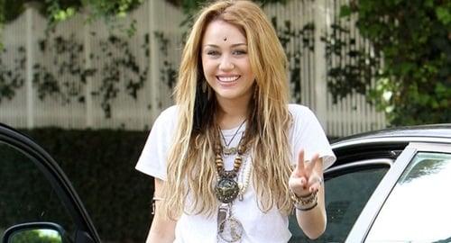 Miley Cyrus hindu