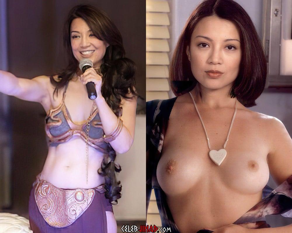Ming-Na nackt Wen Die Besten
