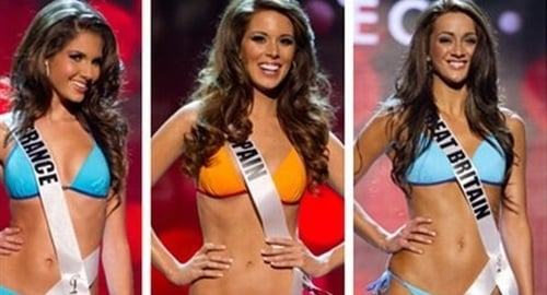 Miss Universe bikini ban