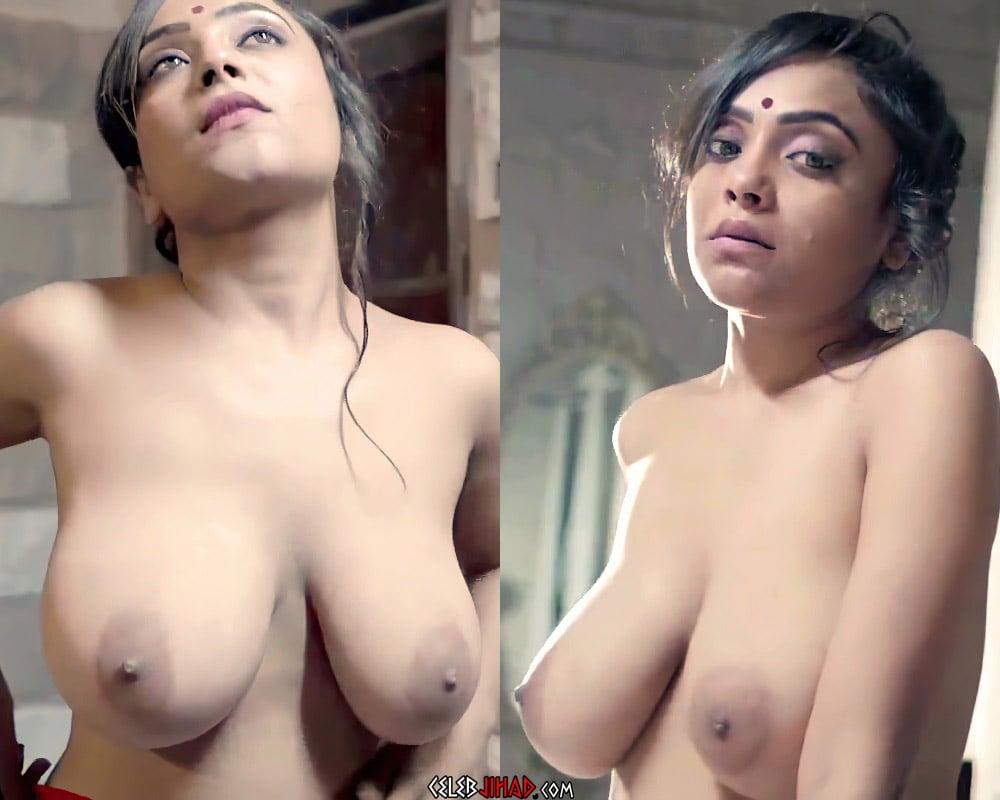 Nehal Vadoliya Nude Huge Tits Compilation
