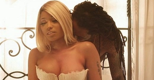 Lil wayne and nicki minaj sex tape