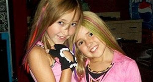 Miley Cyrus Sister Noah Launches Lingerie Line For Kids