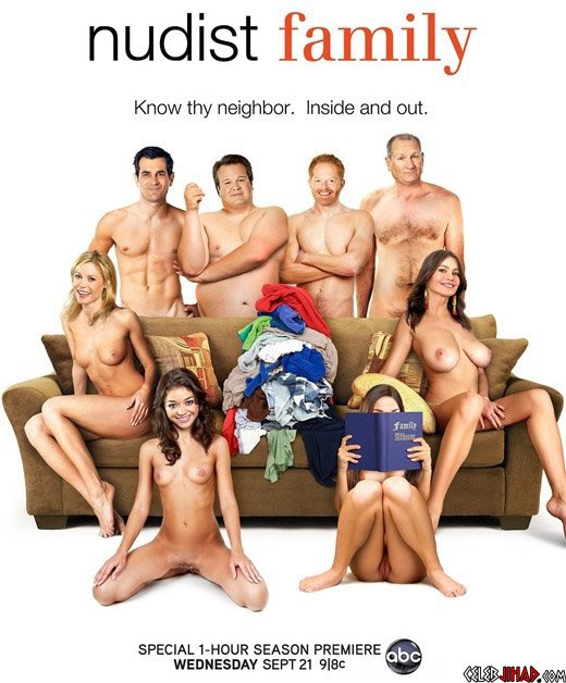 Abc Announces All Nude Modern Family Season Premiere-6554