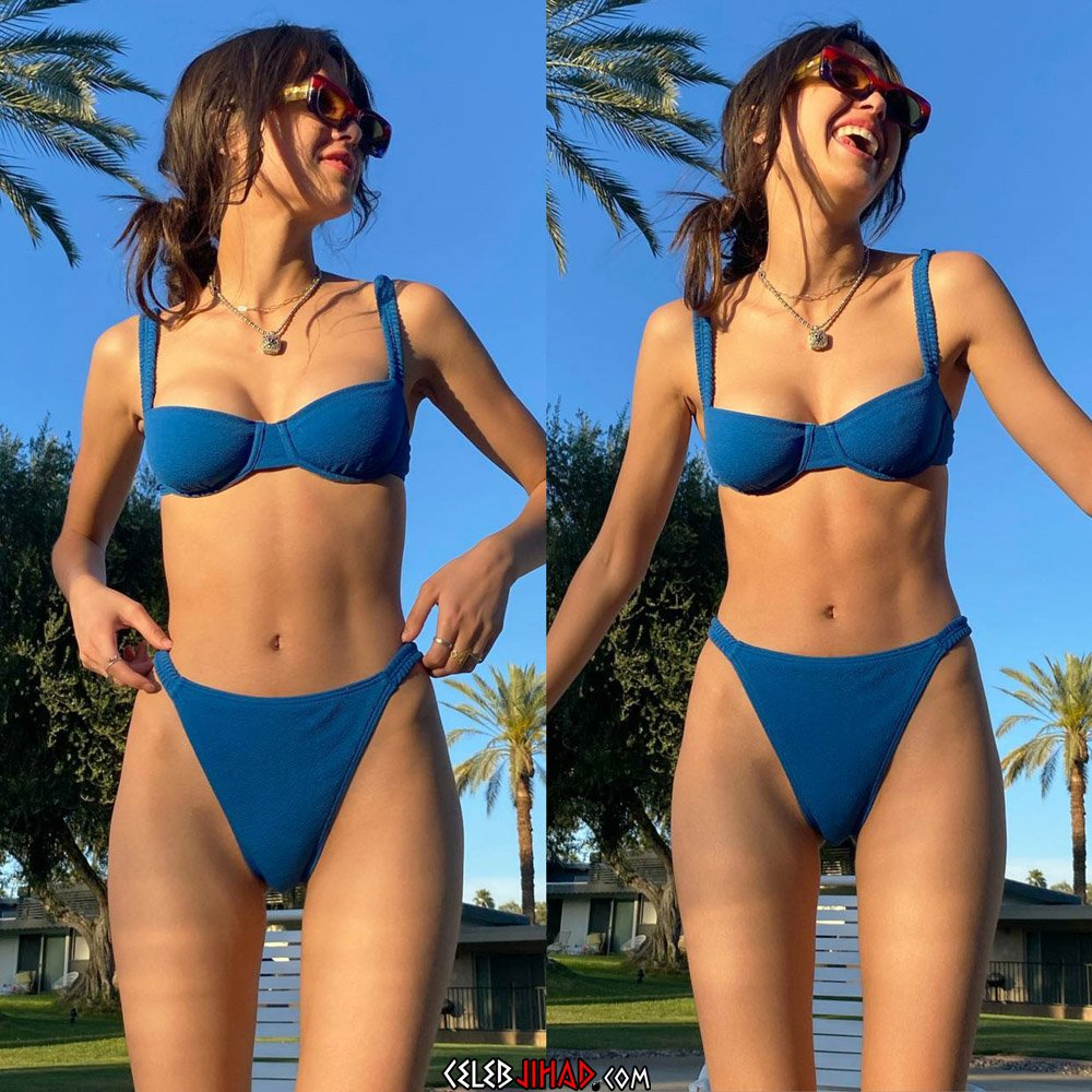 Olivia Rodrigo  nackt