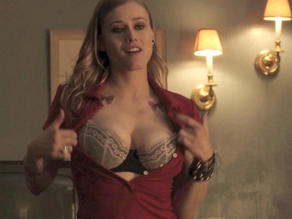 Olivia Taylor Dudley Titty Compilation Video