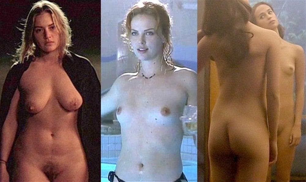 Nude photos of actresses