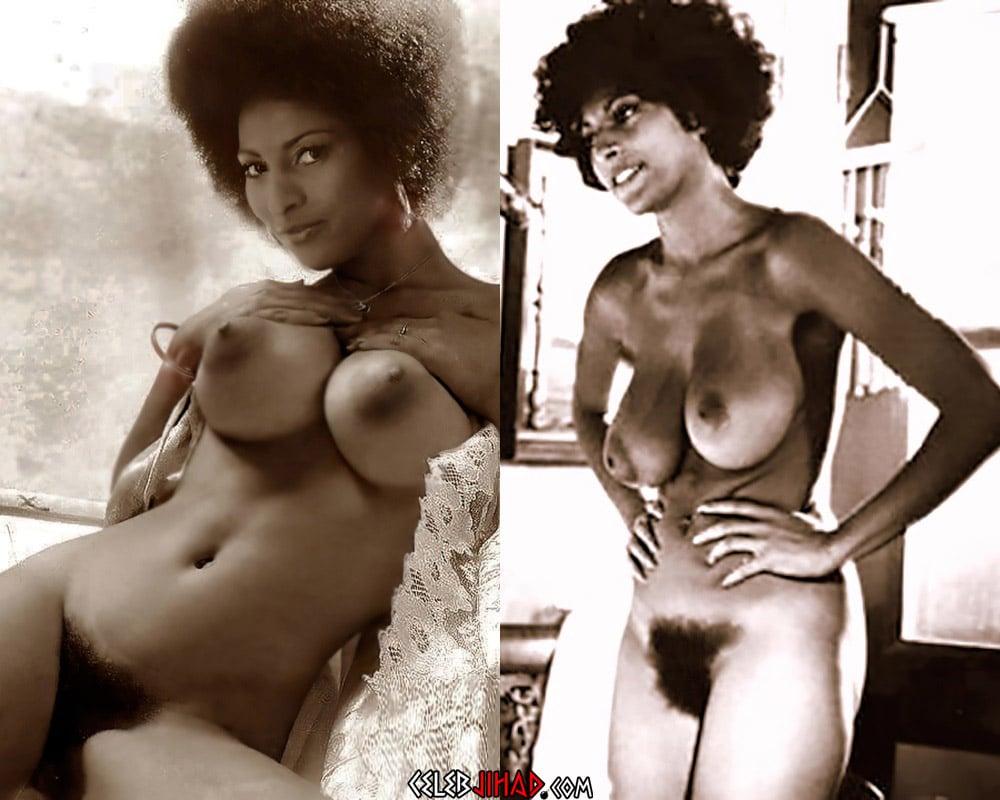 Pam Grier Nude Scenes Complete Compilation