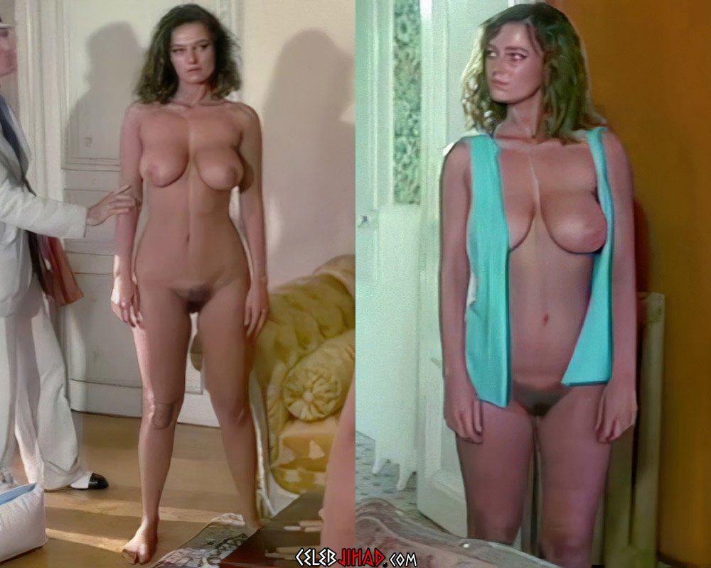 """Patricia Barzyk Nude Scenes From """"The Unsewing Machine"""" Enhanced"""