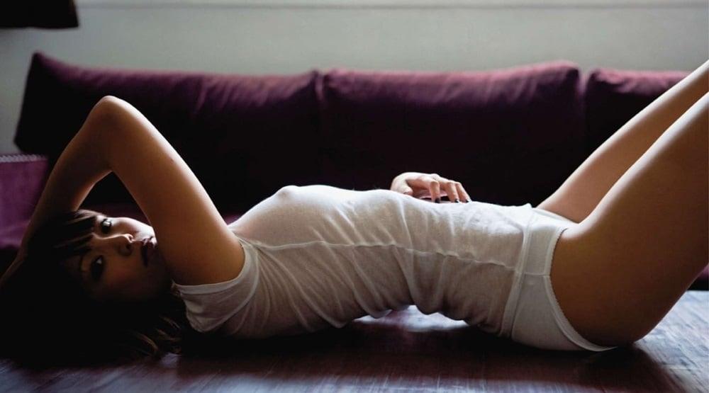 Pom Klementieff nips