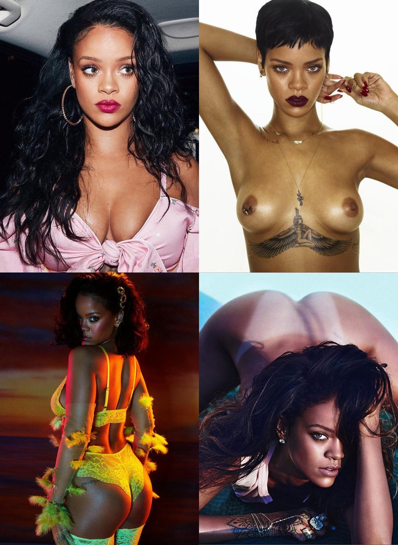 Rihanna nude