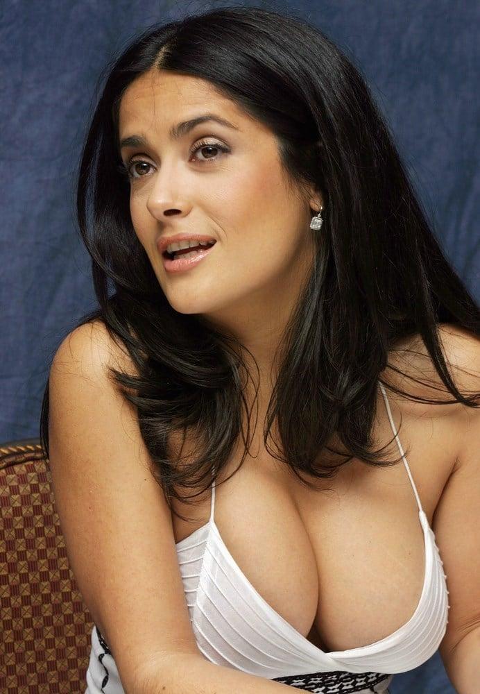 Salma hayeck nackt