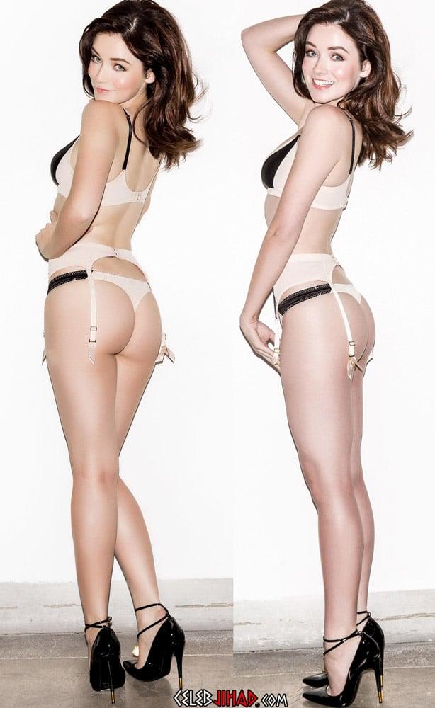"Sarah Bolger Nude Debut In ""Mayans M.C."""