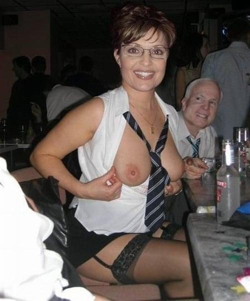 Naked Sarah Palin Porn