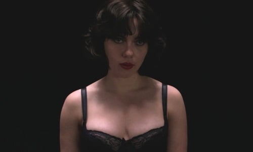 Scarlett Johansson Nude Scenes From 'Under The Skin' (Cam Quality)