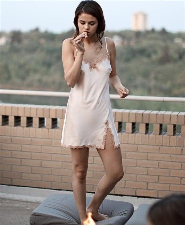 Selena Gomez nightie