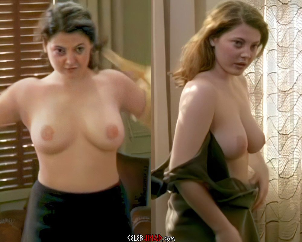 """Sophie Guillemin Nude Sex Scenes From """"L'Ennui"""""""