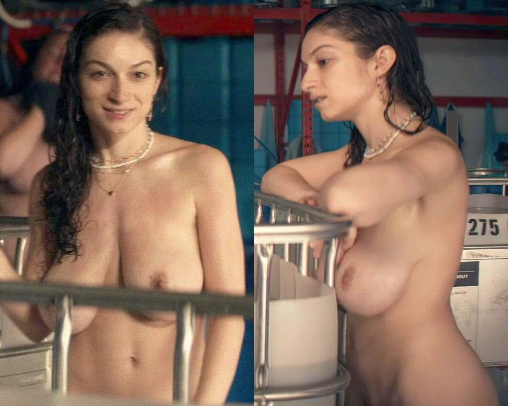 "Sydney Meyer Nude Scene From ""Y: The Last Man"""