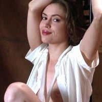 "Alyssa Milano Nude Sex Scenes From ""Poison Ivy 2"""
