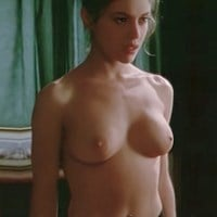 "Alyssa Milano Nude Scene From ""The Outer Limits"" Remastered And Color Corrected"