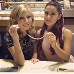 Ariana Grande & Jennette McCurdy Show Off Their Anal Beads